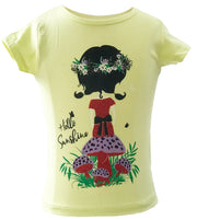 Hello Sunshine T-shirt - Elma's Clothing