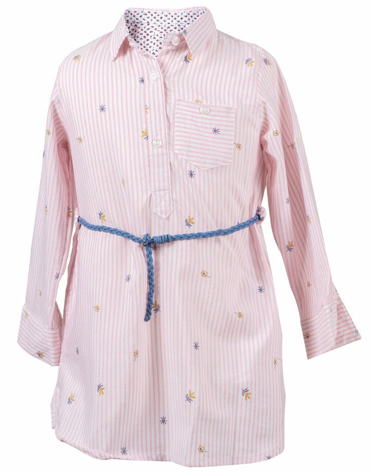 Pink Tunic Top - Elma's Clothing
