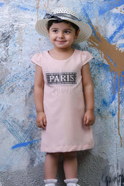 White Paris Dress - Elma's Clothing