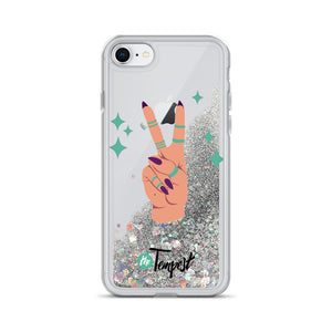 Shimmer Down iPhone Case - The Tempest Shop