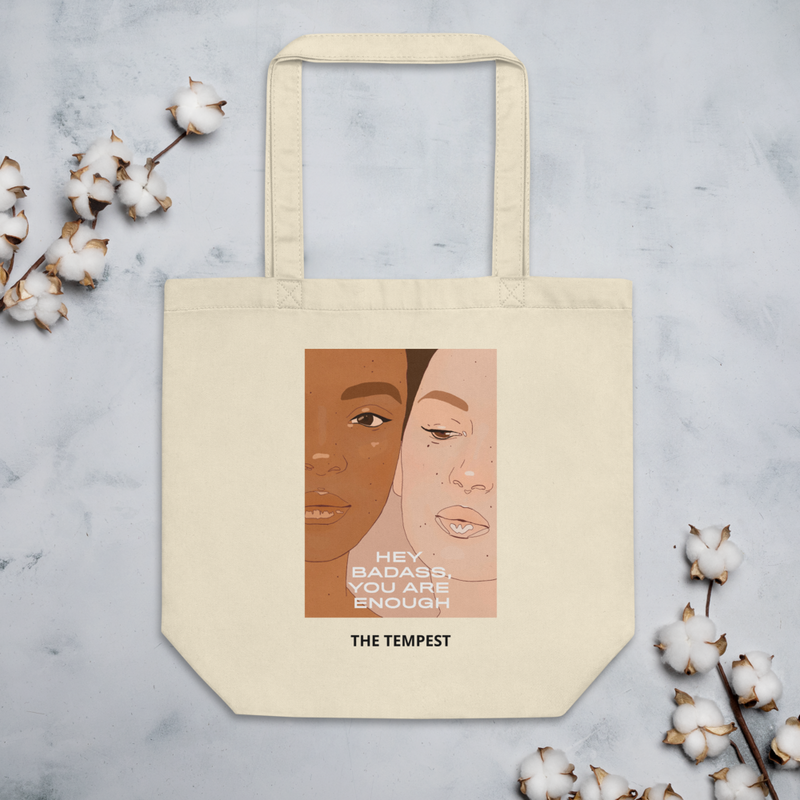 The Badass Tote - The Tempest Shop