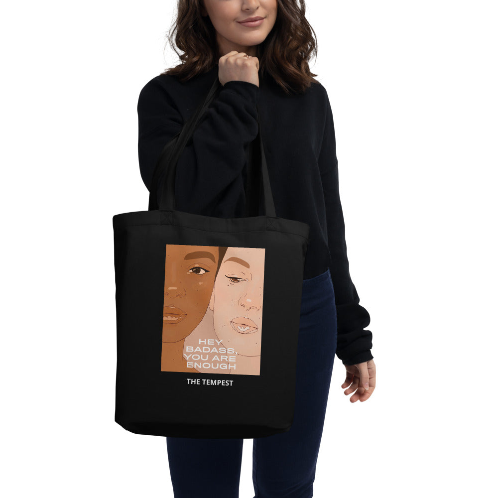 Eco Tote Bag - HBYAE - The Tempest Shop