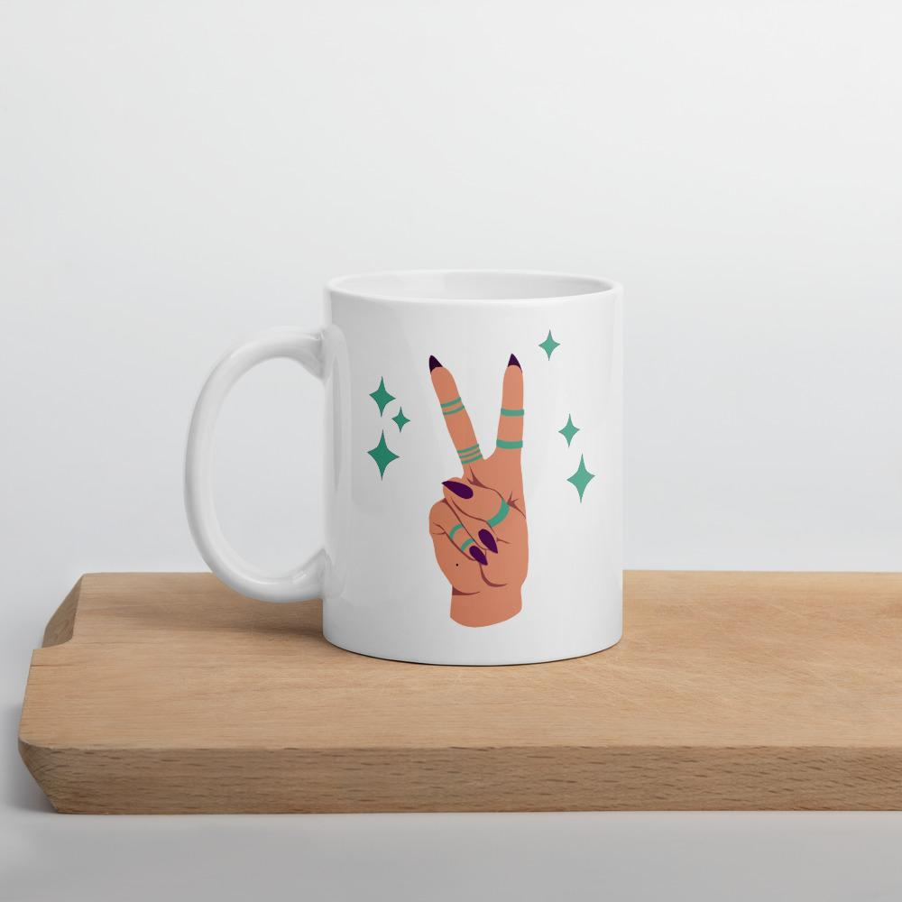 Forever Mood Ceramic Mug - The Tempest Shop