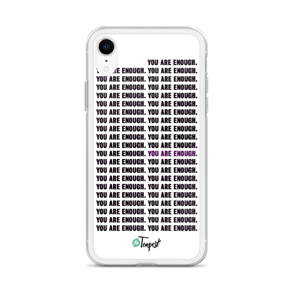 You Are Enough Phone Case - The Tempest Shop