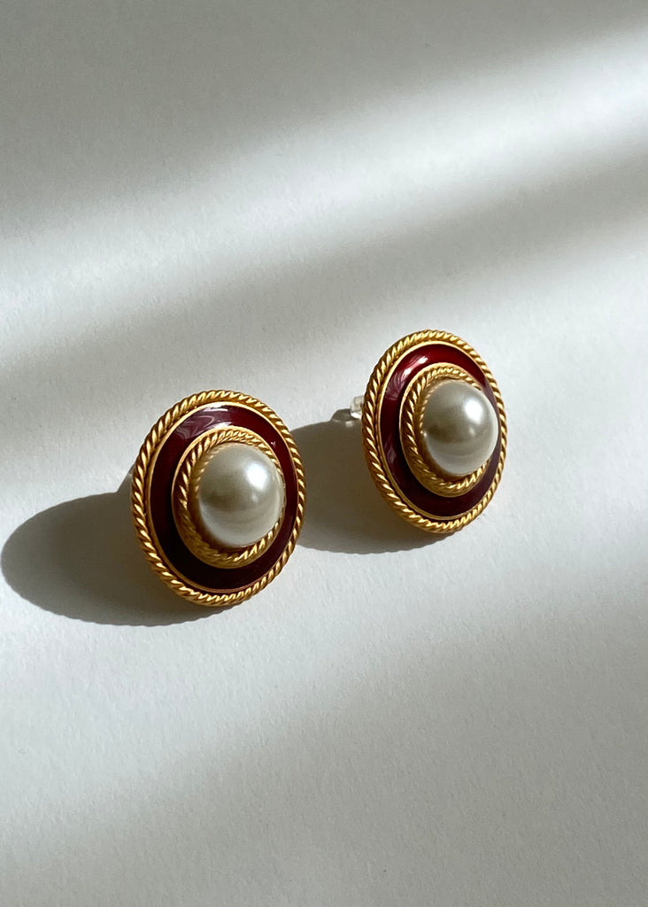 The Waldorf Earrings