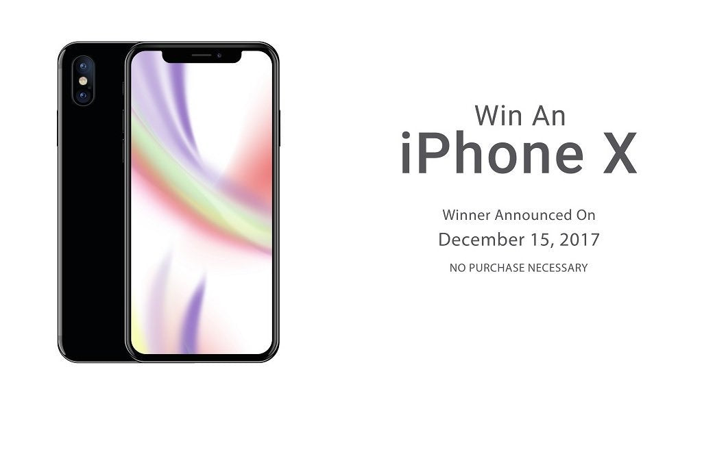 Link to Win a Free iPhone X and a Leather Case Cover - Sena Cases