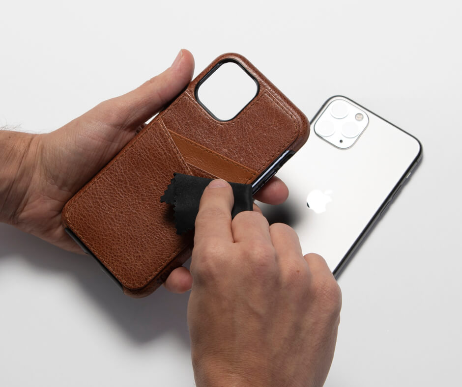 Image of Genuine Leather Phone Case | 6 Tips for Extending Your Case's Life