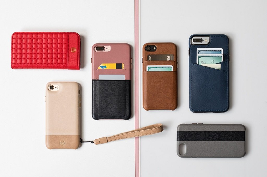Image of Leather Cases for iPhone 8 and iPhone 8 Plus – Sena Cases