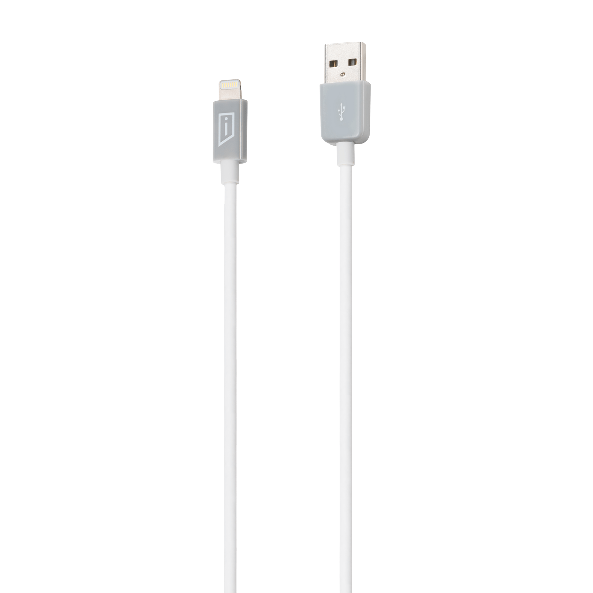 iStore Lightning Charge 3.3ft (1m) Cable (White)