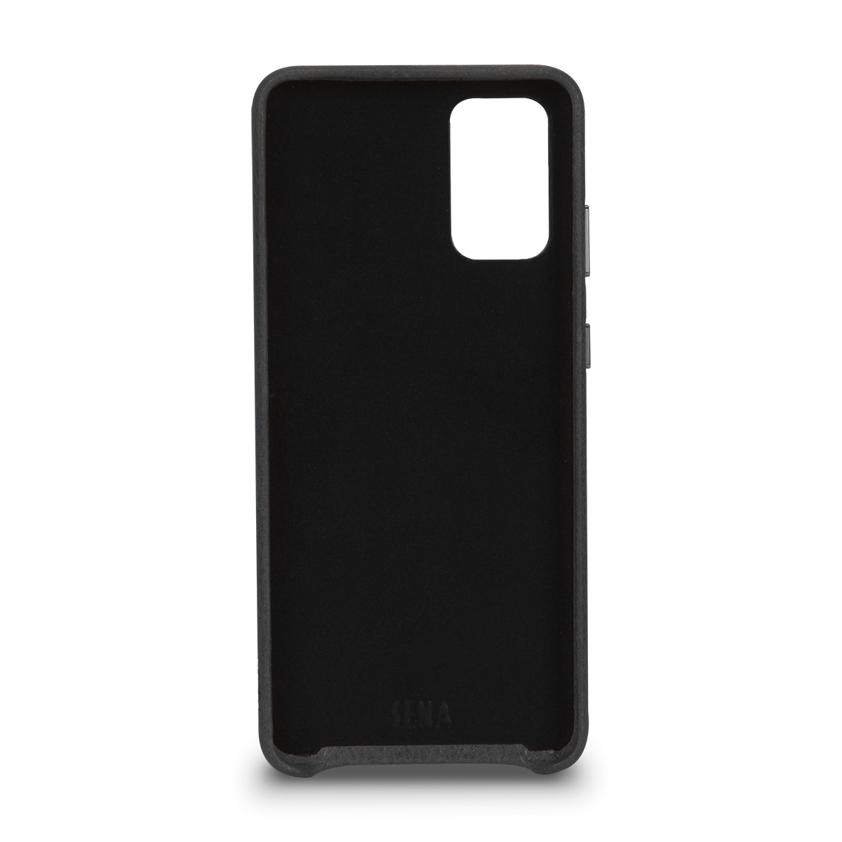 Leatherskin For Samsung S20 Plus (Black)