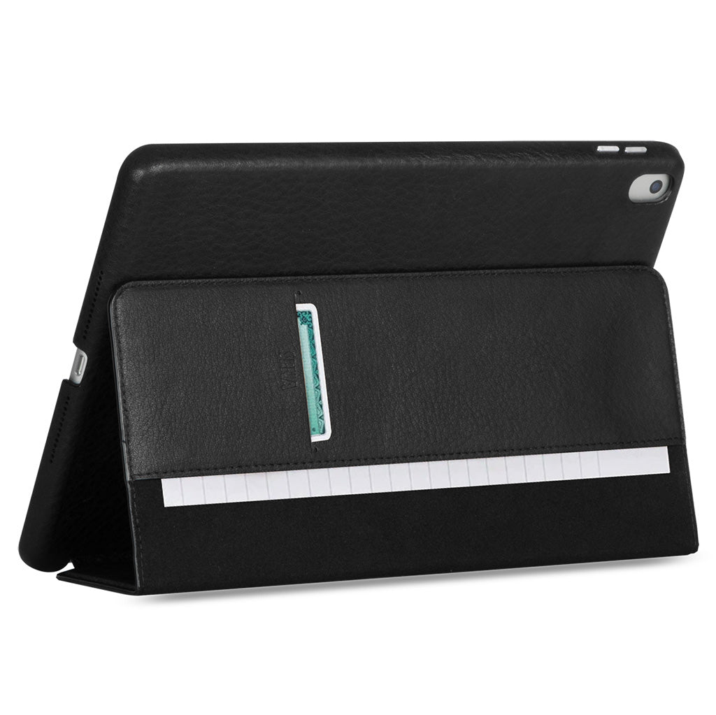 Future Folio Leather Case for iPad 10.2-inch 7/8th Gen (2020, Black) PRE-ORDER