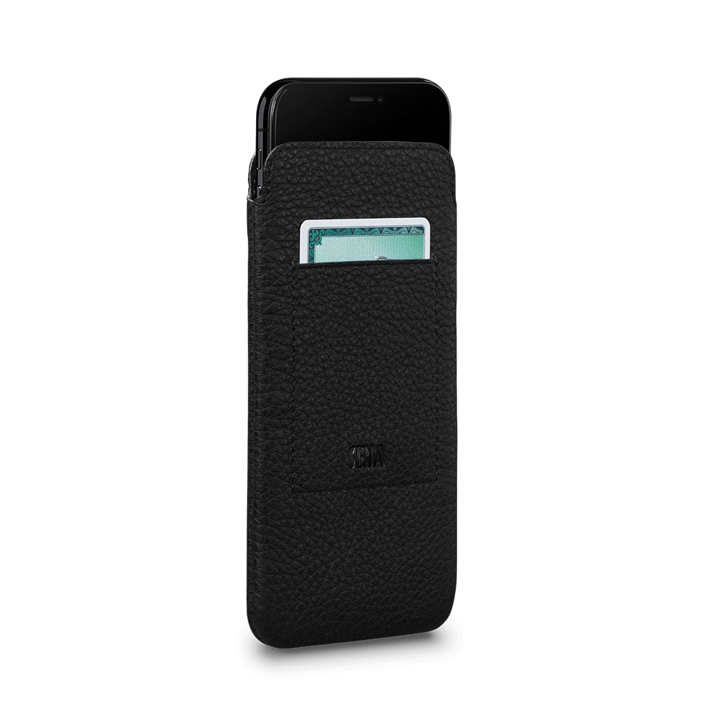 Ultraslim Wallet Case for iPhone 11 (Black)