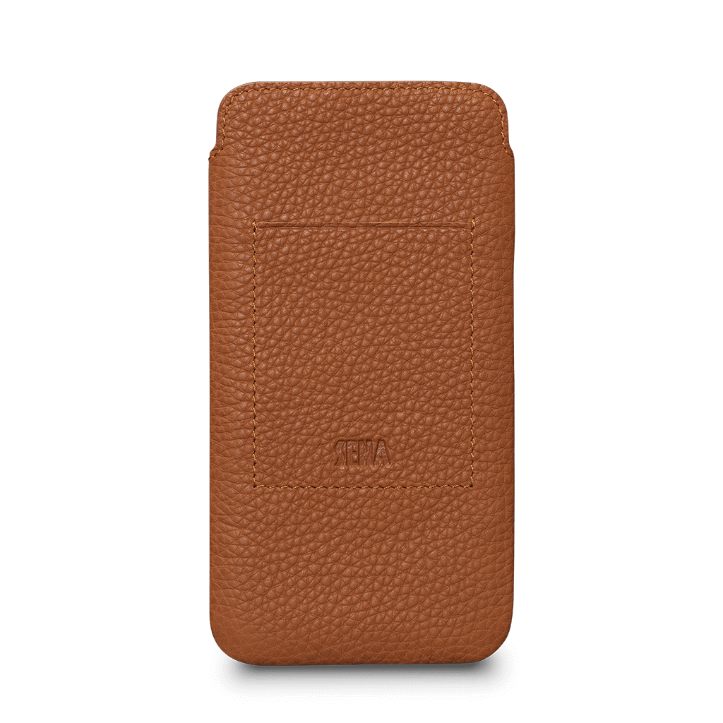 Ultraslim Wallet Case for iPhone 11 Pro Max (Tan)