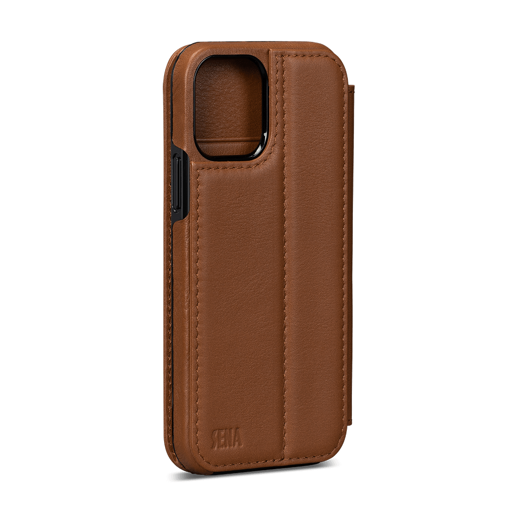 Walletbook Case For iPhone 12 Mini (Toffee) PRE-ORDER