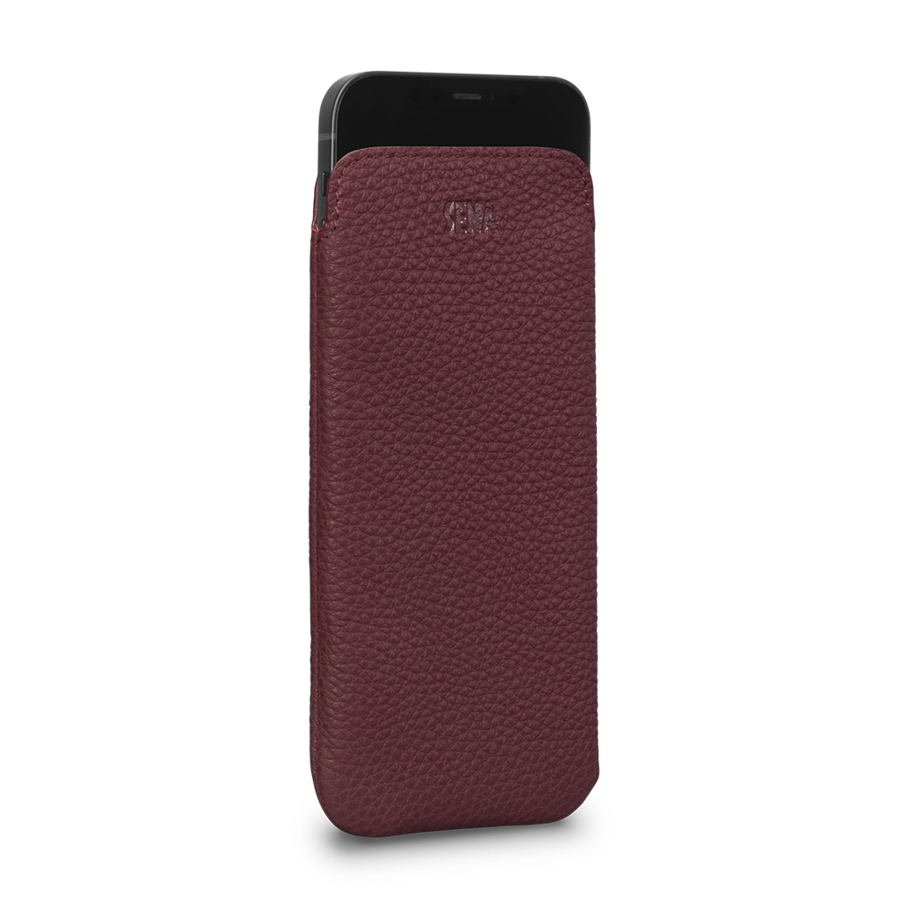 UltraSlim For iPhone 12 Mini (Bordo)