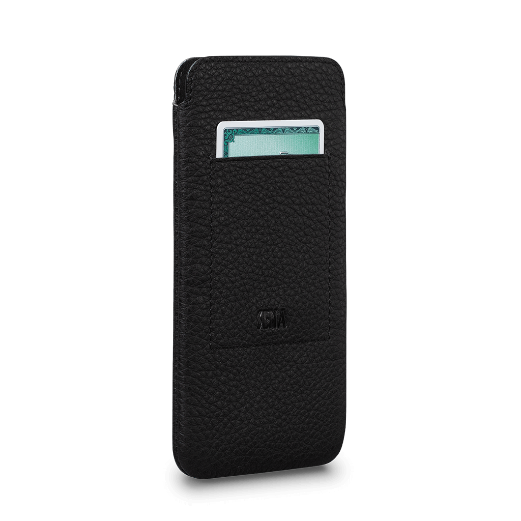 UltraSlim Wallet For iPhone 12 Pro Max (Black) PRE-ORDER