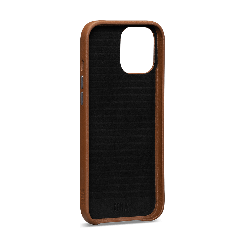 Leatherskin For iPhone 12 Mini (Toffee) PRE-ORDER