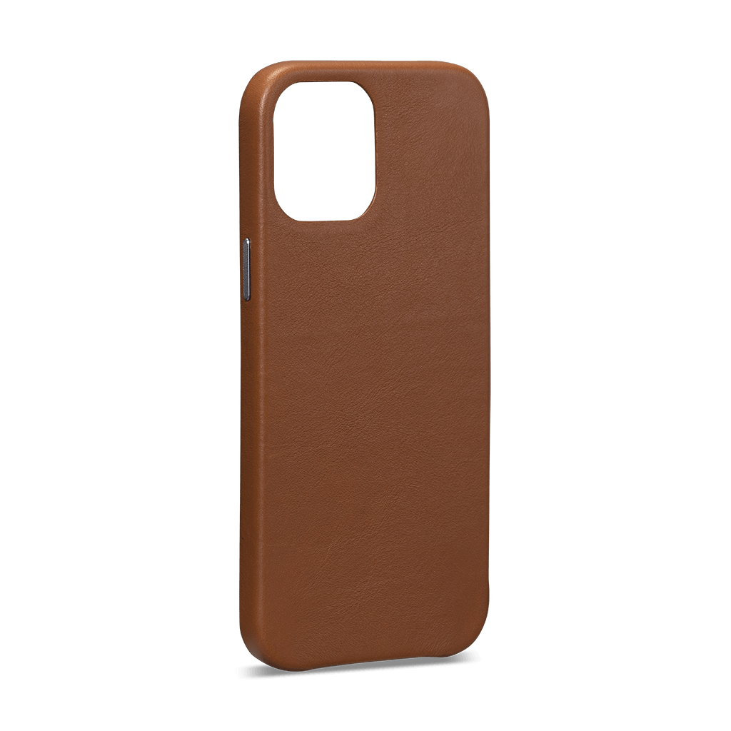 Leatherskin For iPhone 12 Pro Max (Toffee) PRE-ORDER