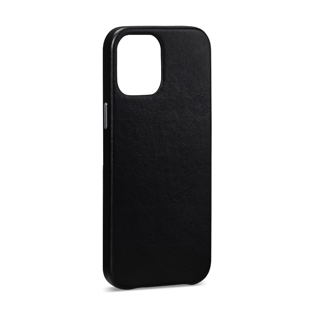 Leatherskin For iPhone 12 Pro Max (Black)