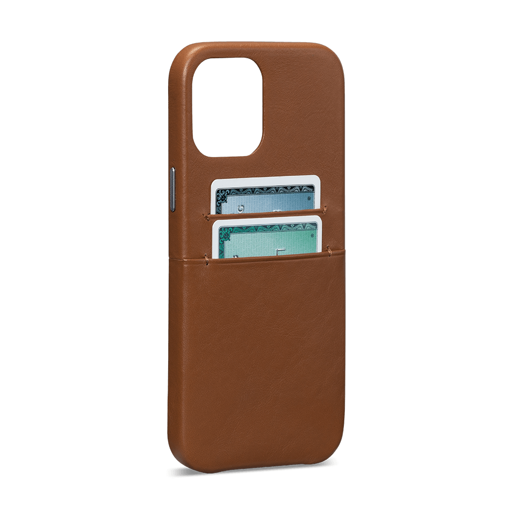 Snap On Wallet For iPhone 12 Mini (Toffee) PRE-ORDER