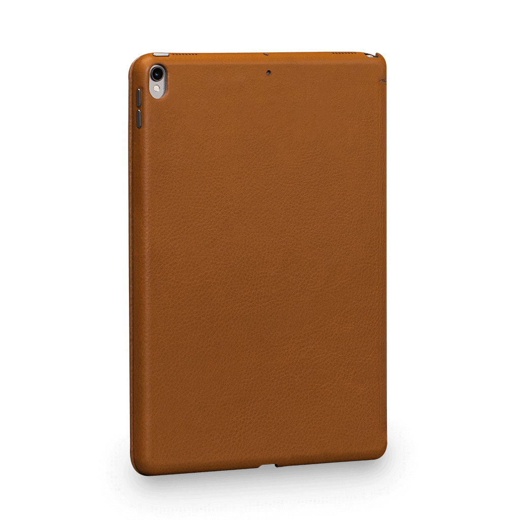 Future Folio Leather Case for iPad Air 3 (2019) and Pro 10.5 inch (2017) (Tan)