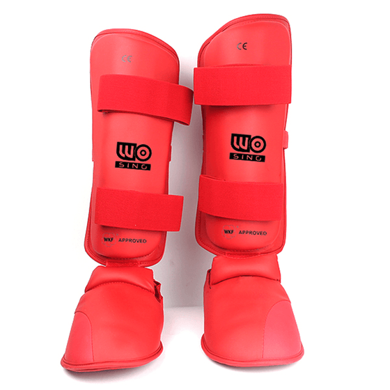 Karate Shin Instep Guard