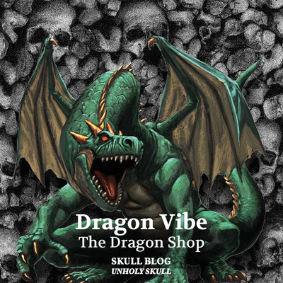 dragon-vibe.com  🐲 Meet the ultimate skull-crushers!