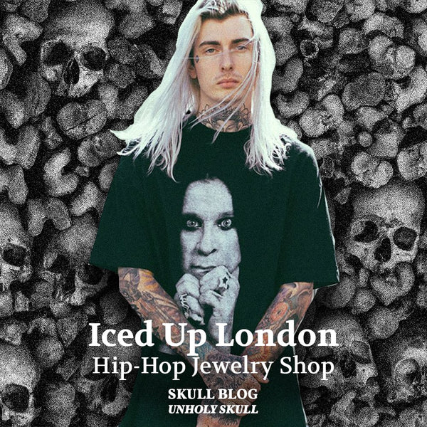 Iced Up London: Hip-Hop Jewelry Shop