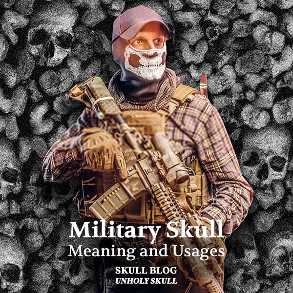 What does the Military Skull mean?