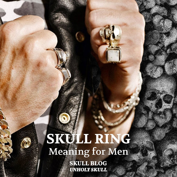 Meaning of Skull Ring for Men