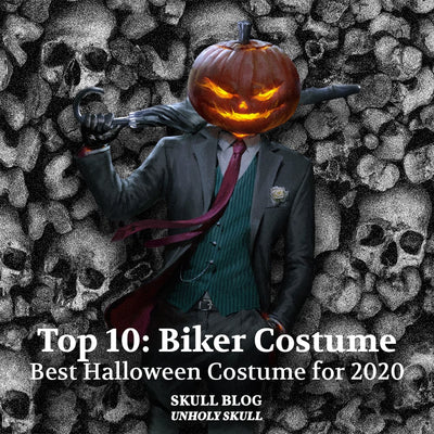 Top 10: Best Biker Halloween Costume for 2020