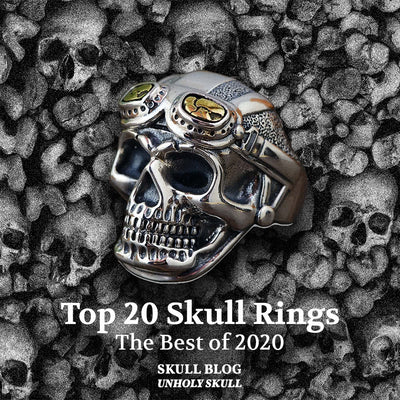 Top 20 of Best Skull Rings for 2020