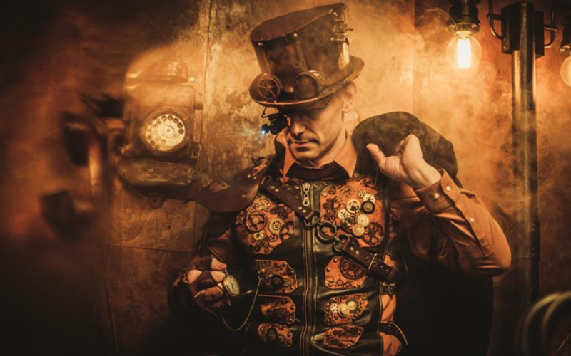 steampunk outfits style