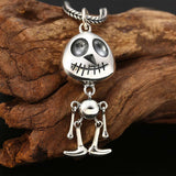 Little Skeleton (Silver) Skull Necklace