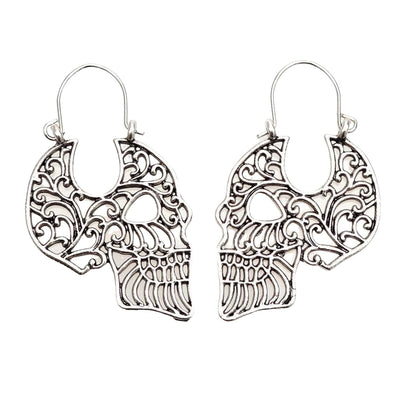 Skull Earrings for Women