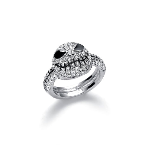 Women's Halloween Skull Ring