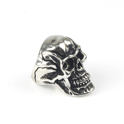 Women's Punk Skull Ring