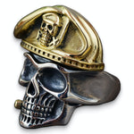 Us Army Ranger Skull Ring