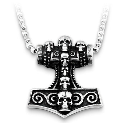 Viking Hammer Necklace