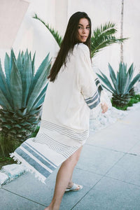 Tulum Tunic - White