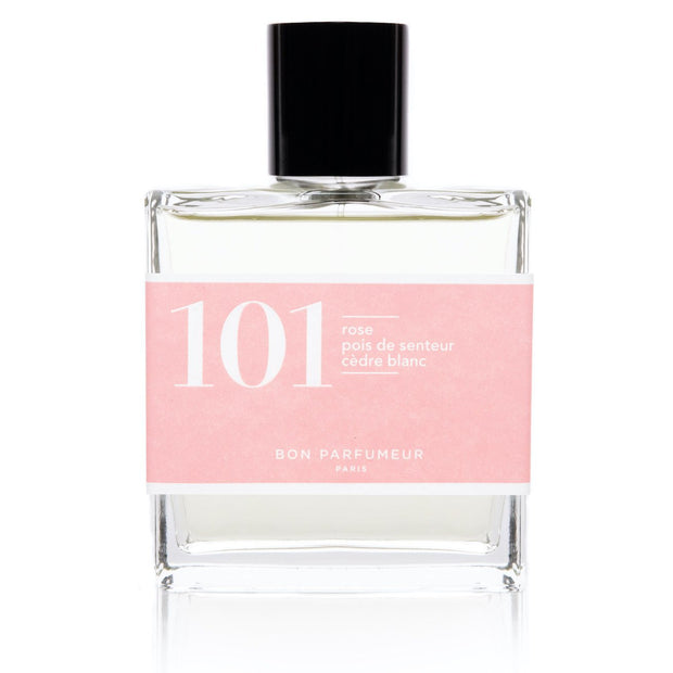Perfume 101 with Rose, Sweet Pea & White Cedar