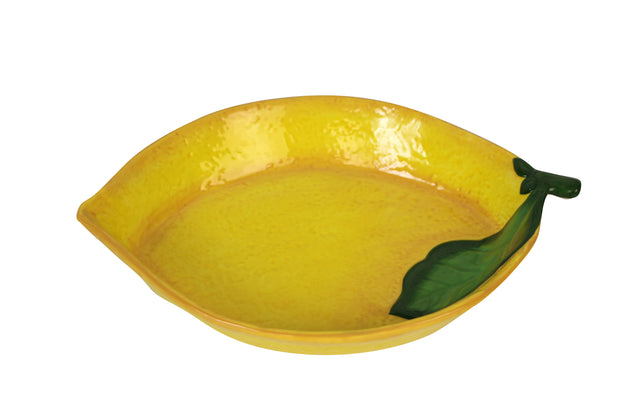 Lemon Ceramic Dish in 2 Sizes