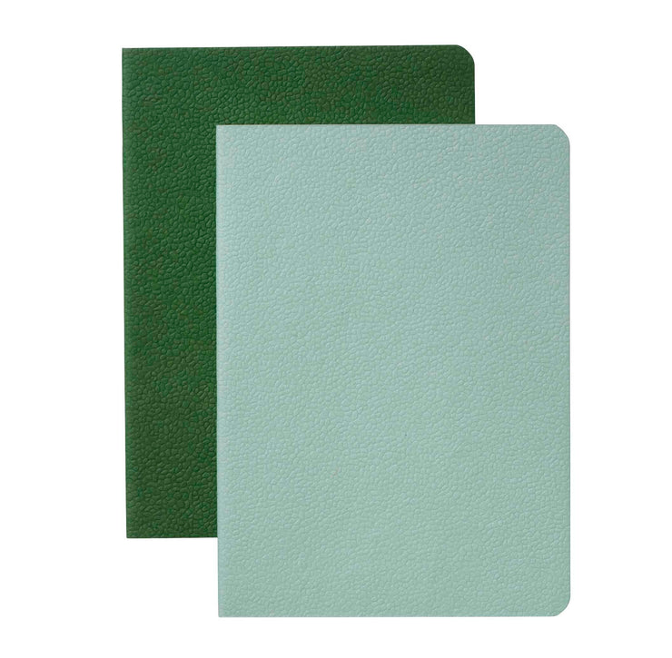 Bungalow Set of 2 Notebooks