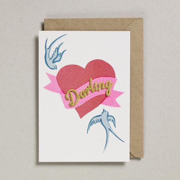Petra Boase Darling Card