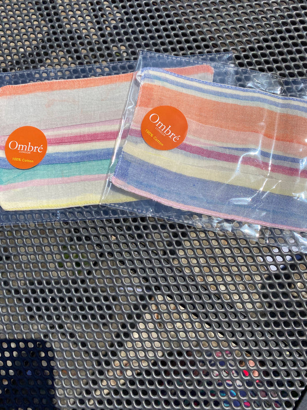 Cotton Face Masks from Ombre London