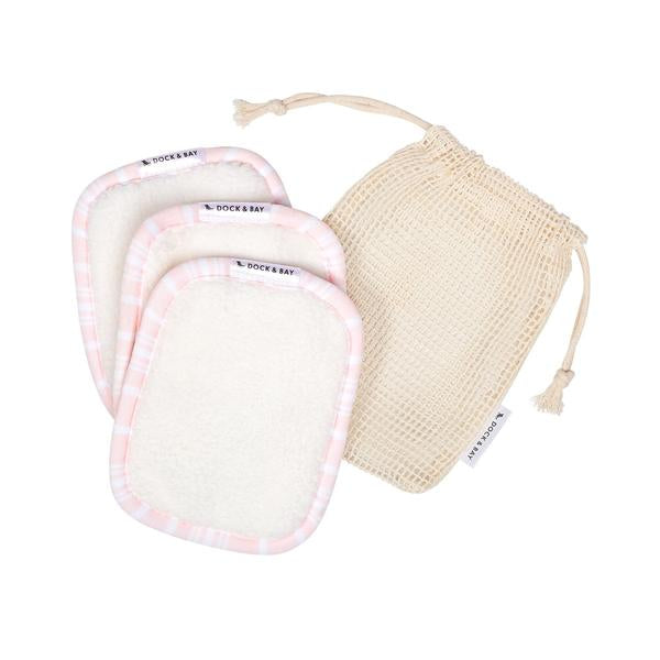 Dock & Bay Reusable Makeup Remover Pads