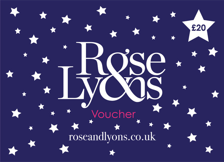 Rose & Lyons Gift Voucher