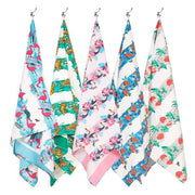 Dock & Bay Jungle Collection Patterned Quick Dry Beach Towels