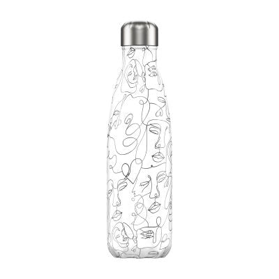 Chilly Bottle - Line Art Edition - 500ml