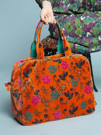 Les Touristes Poppins Weekend Bag